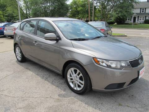 2011 Kia Forte5 for sale at St. Mary Auto Sales in Hilliard OH