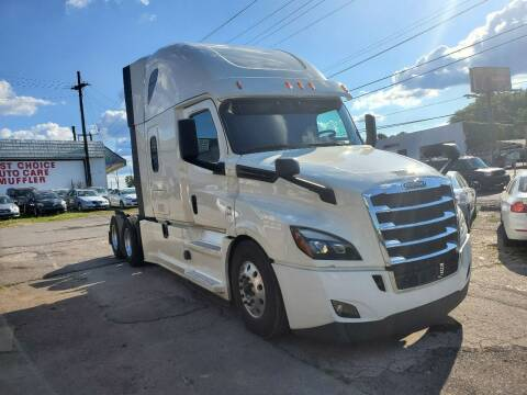 2019 Freightliner Cascadia for sale at Green Ride Inc in Nashville TN