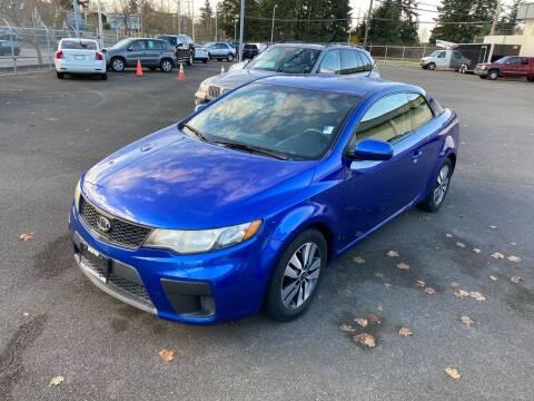 2013 Kia Forte Koup for sale at Vista Auto Sales in Lakewood WA