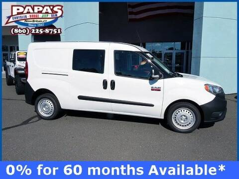 2020 RAM ProMaster City Wagon for sale at Papas Chrysler Dodge Jeep Ram in New Britain CT