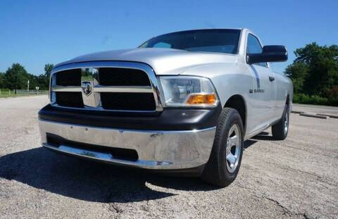 2011 RAM Ram Pickup 1500 for sale at International Auto Sales in Garland TX