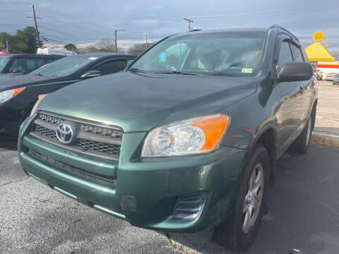 2009 Toyota RAV4 for sale at Aiden Motor Company in Portsmouth VA