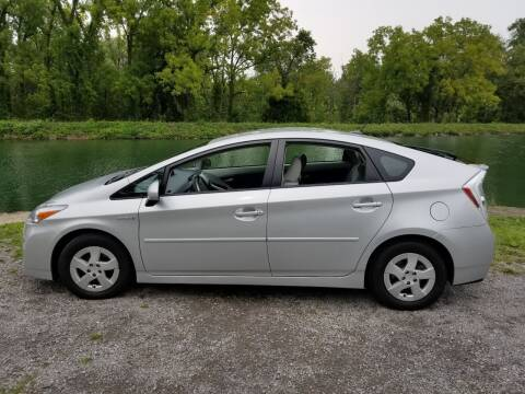 2010 Toyota Prius for sale at Auto Link Inc in Spencerport NY