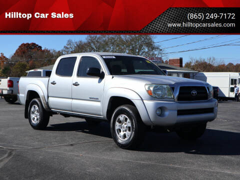 2007 Toyota Tacoma for sale at Hilltop Car Sales in Knox TN