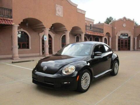 2012 Volkswagen Beetle for sale at Bad Credit Call Fadi in Dallas TX