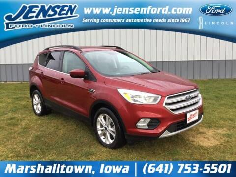 2018 Ford Escape for sale at JENSEN FORD LINCOLN MERCURY in Marshalltown IA