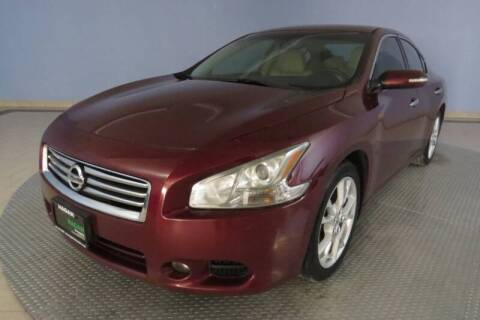 2012 Nissan Maxima for sale at Hagan Automotive in Chatham IL