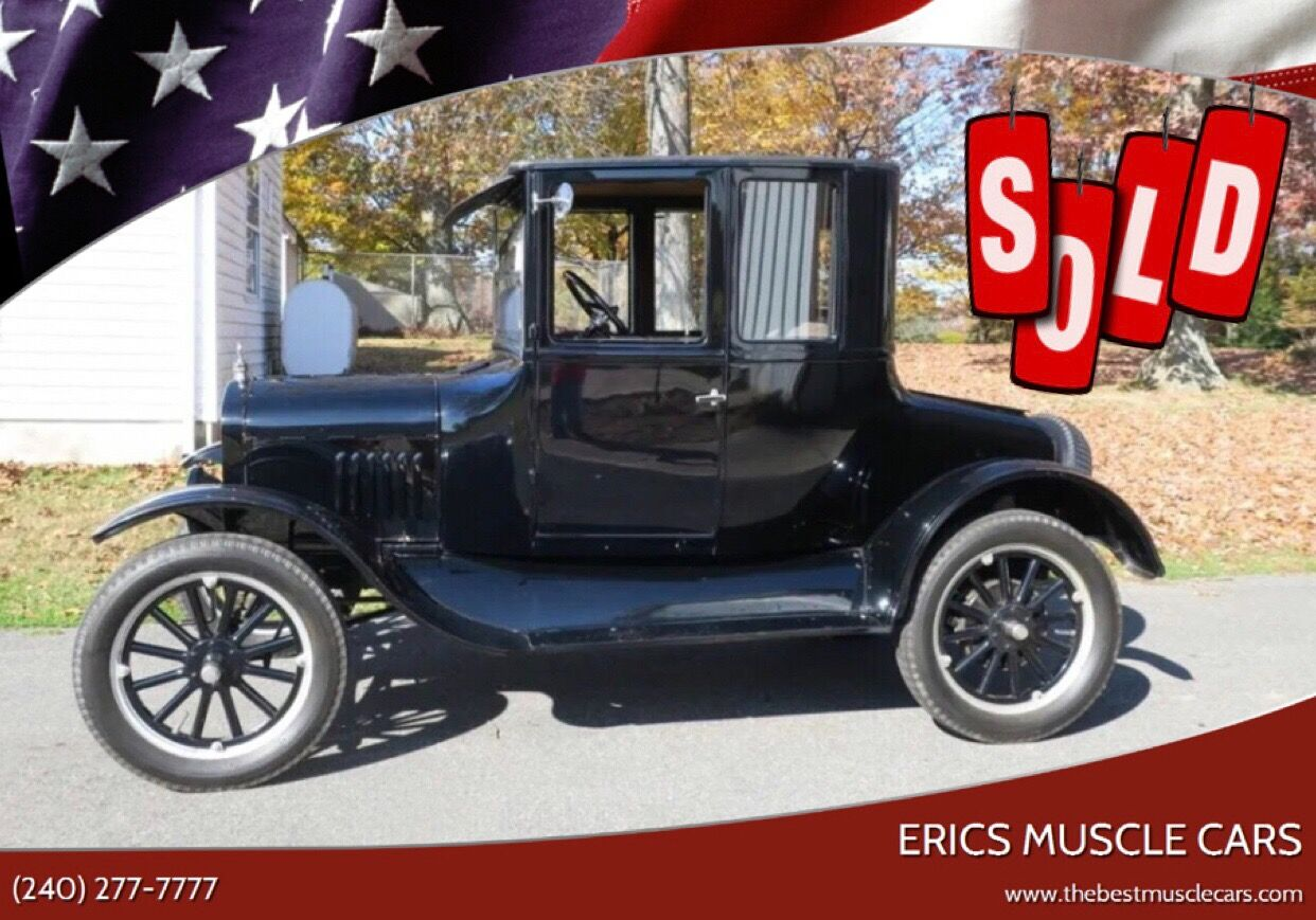 1924 Ford Model T SOLD SOLD SOLD