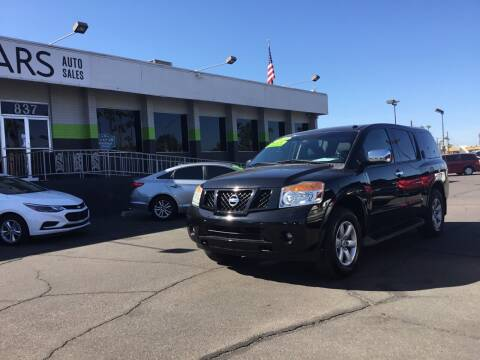 2010 Nissan Armada for sale at Ideal Cars Apache Junction in Apache Junction AZ