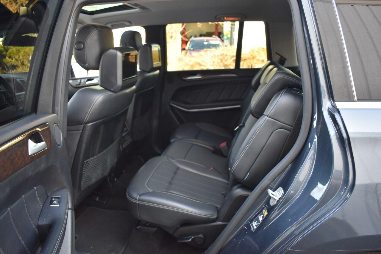 2014 Mercedes-Benz GL-Class GL 450 4MATIC AWD 4dr SUV full