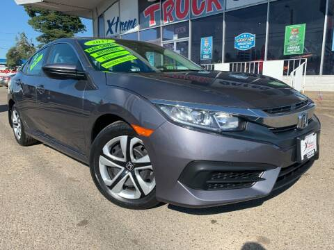2017 Honda Civic for sale at Xtreme Truck Sales in Woodburn OR