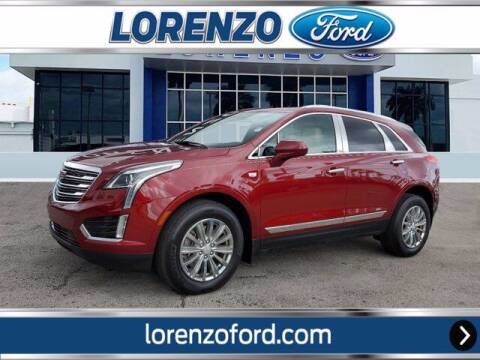 2018 Cadillac XT5 for sale at Lorenzo Ford in Homestead FL