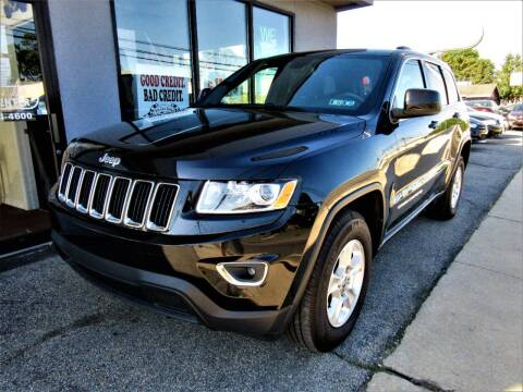 2016 Jeep Grand Cherokee for sale at New Concept Auto Exchange in Glenolden PA