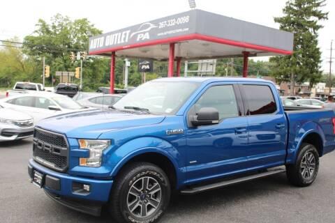 2017 Ford F-150 for sale at Deals N Wheels 306 in Burlington NJ