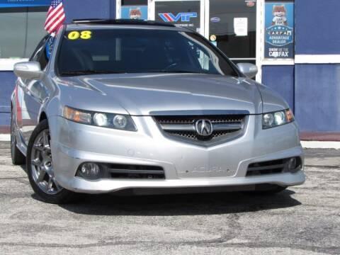 2008 Acura TL for sale at VIP AUTO ENTERPRISE INC. in Orlando FL