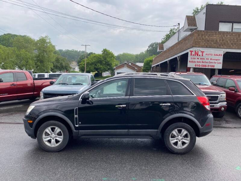 2008 Saturn Vue for sale at TNT Auto Sales in Bangor PA