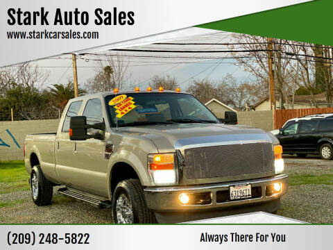 2009 Ford F-250 Super Duty for sale at Stark Auto Sales in Modesto CA