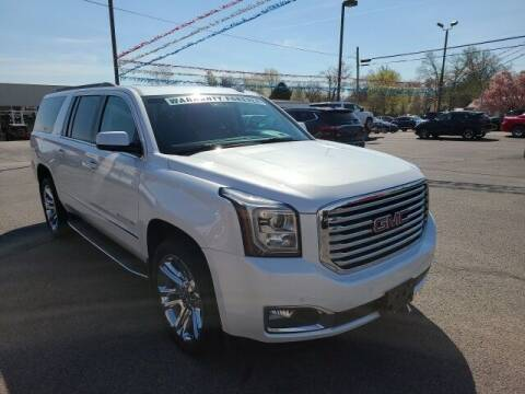2018 GMC Yukon XL for sale at LeMond's Chevrolet Chrysler in Fairfield IL