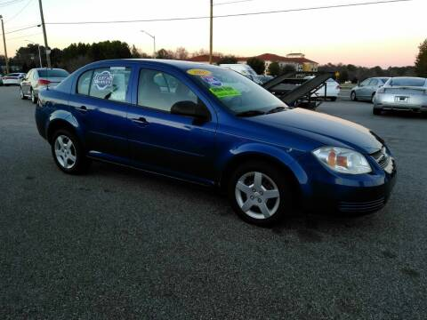 2005 Chevrolet Cobalt for sale at Kelly & Kelly Supermarket of Cars in Fayetteville NC