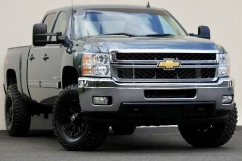 2012 Chevrolet Silverado 2500HD for sale at MS Motors in Portland OR