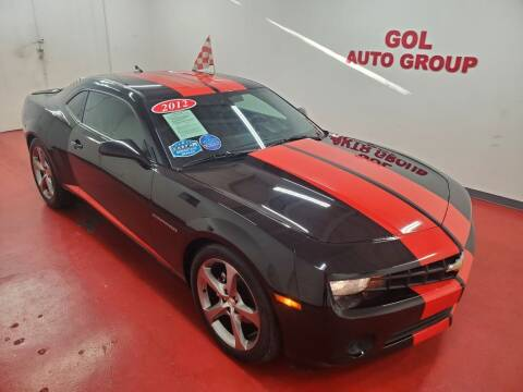 2012 Chevrolet Camaro for sale at GOL Auto Group in Austin TX