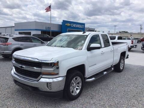 2019 Chevrolet Silverado 1500 LD for sale at LEE CHEVROLET PONTIAC BUICK in Washington NC