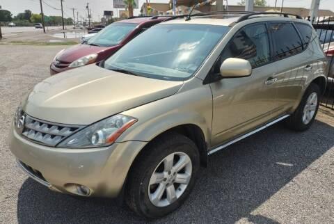 2007 Nissan Murano for sale at 4 U MOTORS in El Paso TX