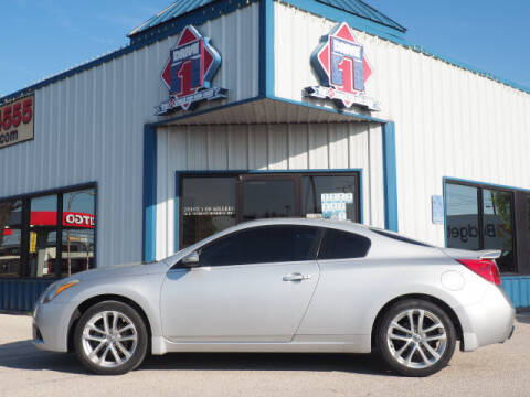 2012 Nissan Altima for sale at DRIVE 1 OF KILLEEN in Killeen TX