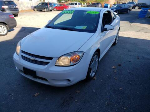 2010 Chevrolet Cobalt for sale at TC Auto Repair and Sales Inc in Abington MA