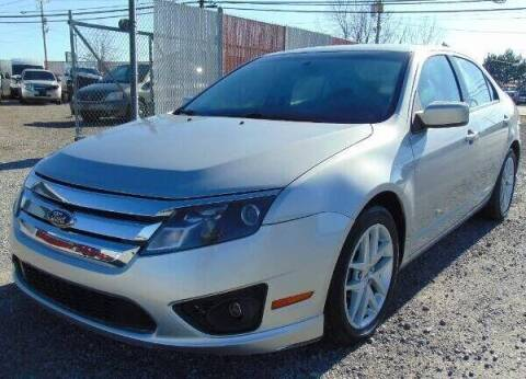 2010 Ford Fusion for sale at Kenny's Auto Wrecking in Lima OH