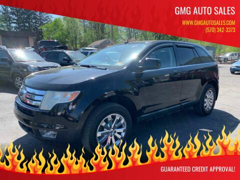 2008 Ford Edge for sale at GMG AUTO SALES in Scranton PA