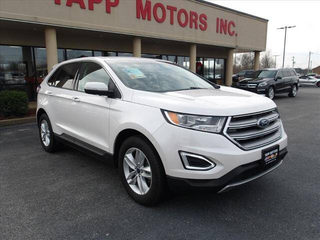 2016 Ford Edge for sale at TAPP MOTORS INC in Owensboro KY