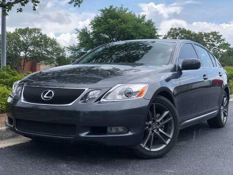 2006 Lexus GS 300 for sale at William D Auto Sales in Norcross GA