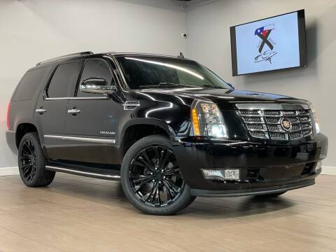 2013 Cadillac Escalade for sale at TX Auto Group in Houston TX