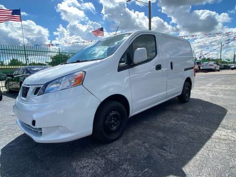 2017 Nissan NV200 for sale at ELITE AUTO WORLD in Fort Lauderdale FL