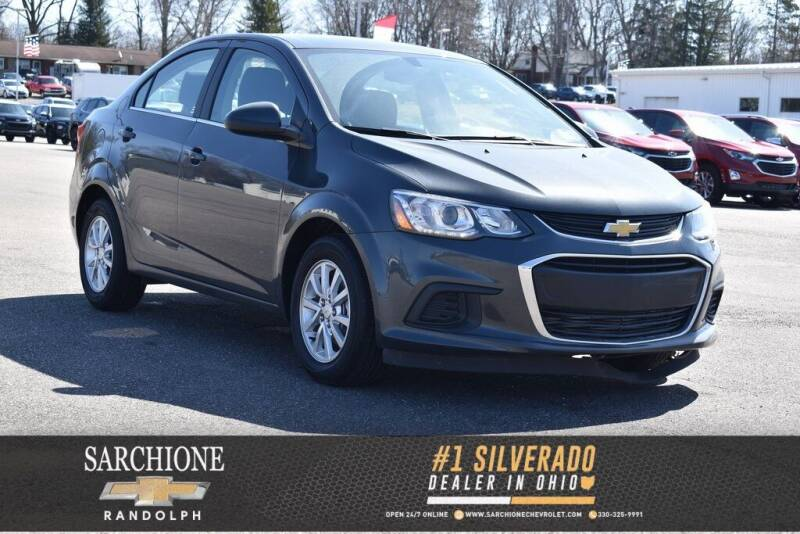 2020 Chevrolet Sonic for sale in Randolph, OH