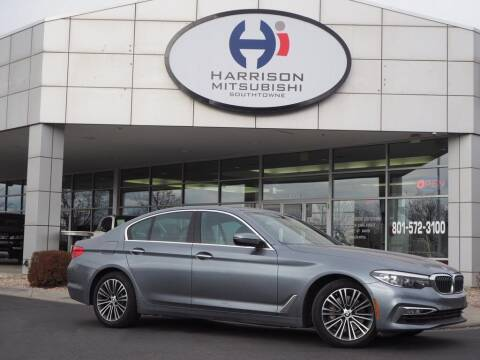 2017 BMW 5 Series for sale at Harrison Imports in Sandy UT