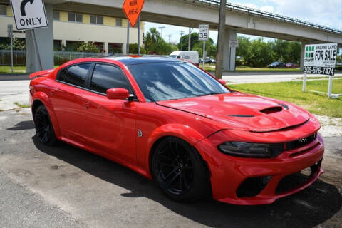 2020 Dodge Charger for sale at ELITE MOTOR CARS OF MIAMI in Miami FL