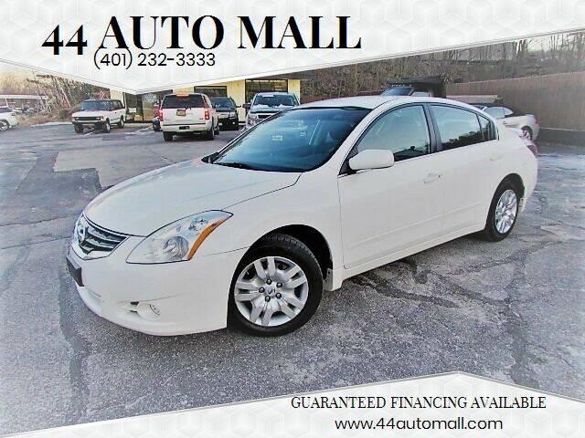 2012 Nissan Altima for sale at 44 Auto Mall in Smithfield RI