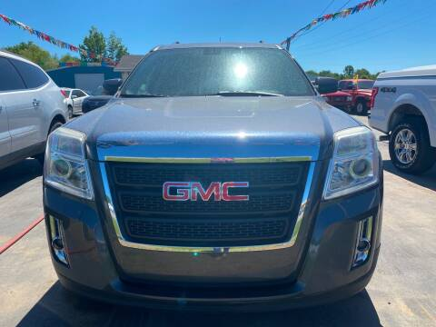 2011 GMC Terrain for sale at BEST AUTO SALES in Russellville AR
