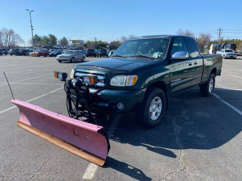 2004 Toyota Tundra for sale at MFT Auction in Lodi NJ