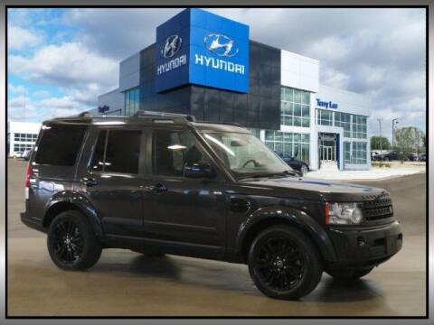 2013 Land Rover LR4 for sale at Terry Lee Hyundai in Noblesville IN