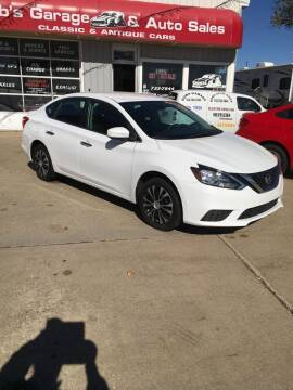 2017 Nissan Sentra for sale at Bob's Garage Auto Sales and Towing in Storm Lake IA