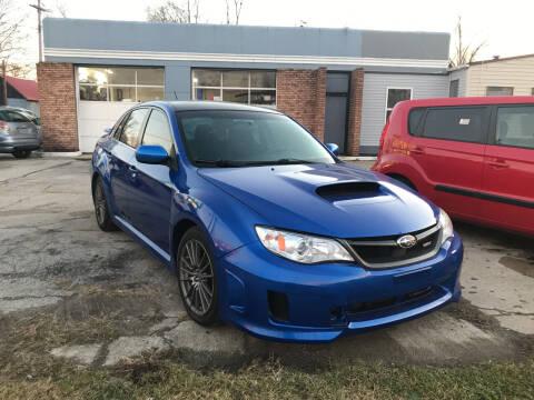 2014 Subaru Impreza for sale at Pep Auto Sales in Goshen IN
