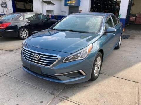 2017 Hyundai Sonata for sale at US Auto Network in Staten Island NY