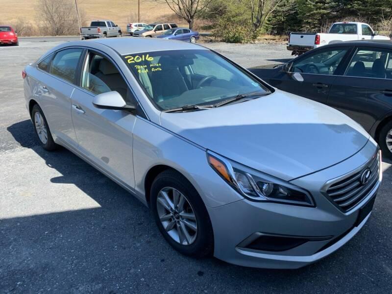 2016 Hyundai Sonata for sale at walts auto in Cherryville PA