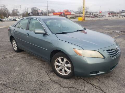 2009 Toyota Camry for sale at speedy auto sales in Indianapolis IN