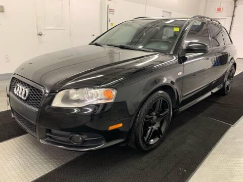 2008 Audi S4 for sale at TOWNE AUTO BROKERS in Virginia Beach VA