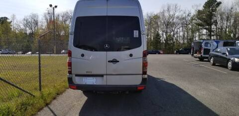 2014 Mercedes-Benz Sprinter Cargo for sale at JM Car Connection in Wendell NC