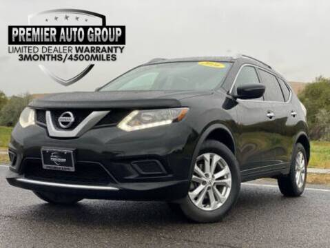 2016 Nissan Rogue for sale at Premier Auto Group in Union Gap WA